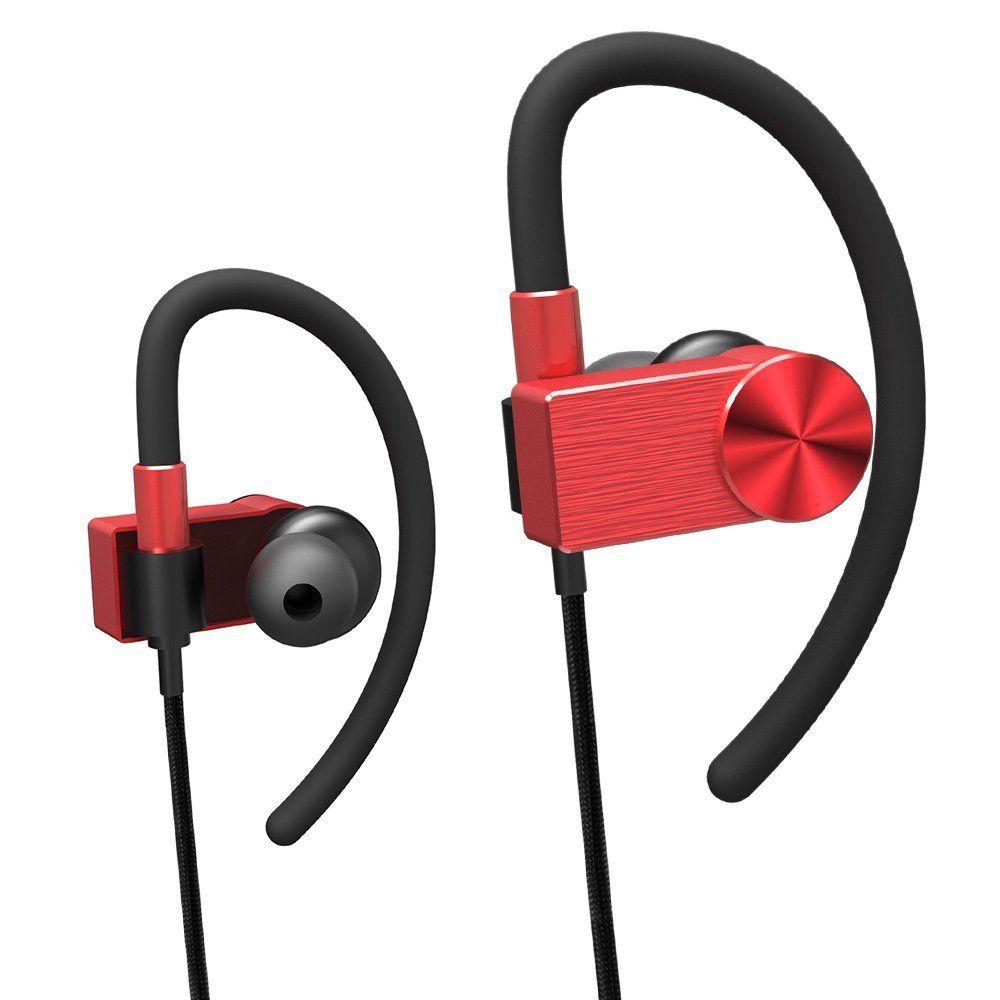 Bluetooth Headphones RIVERSONG Sweatproof Wireless Stereo