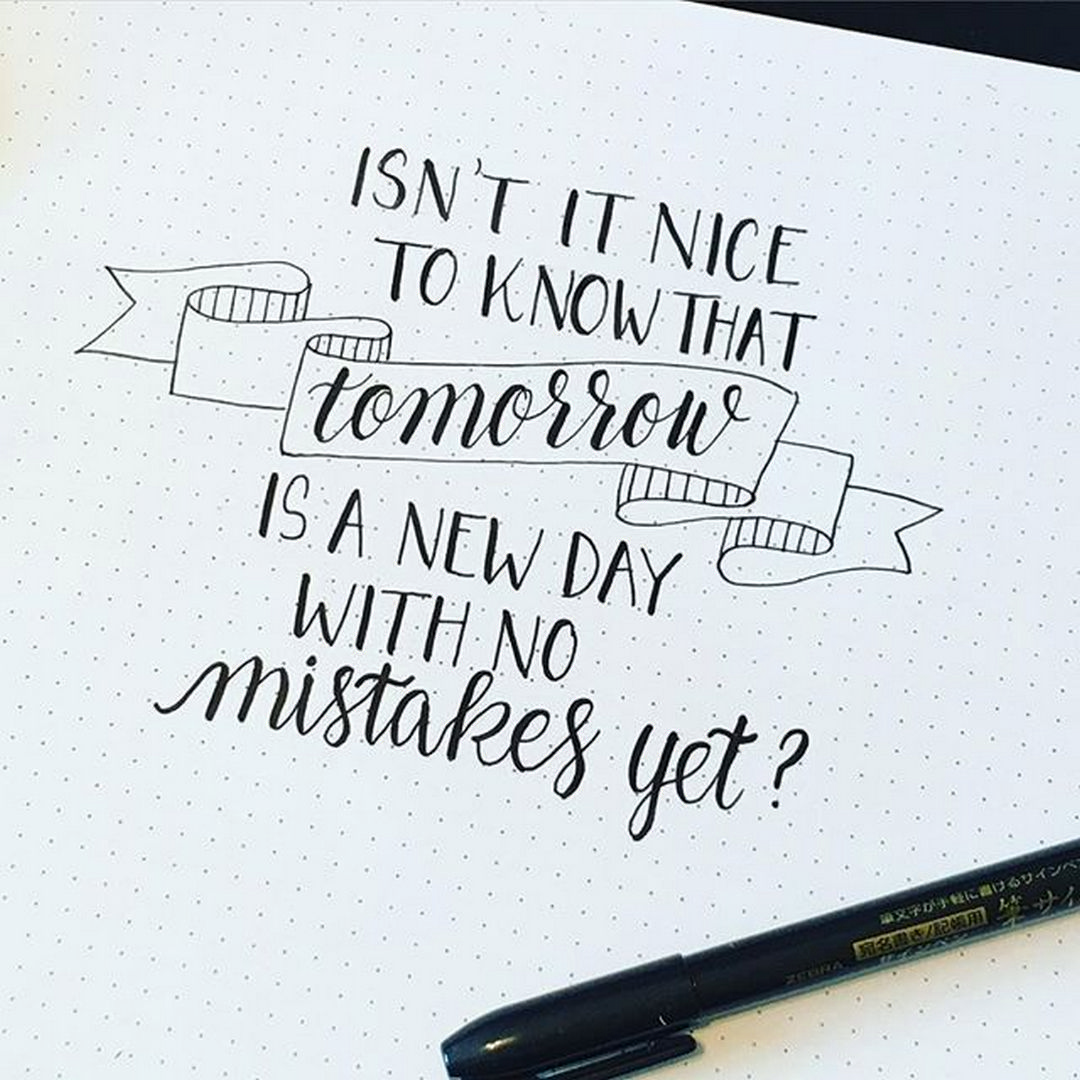 Handy Tips To Create Nice Lettering Calligraphy For