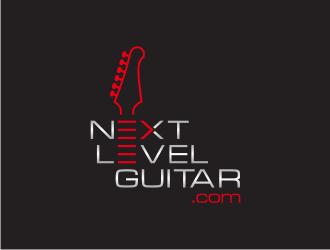 Next Level Guitar logo design