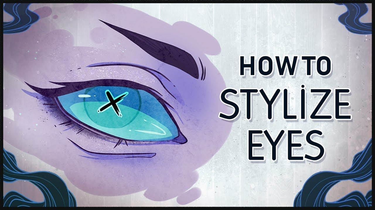 How To Draw Eyes In Your Own Style Eye Tutorial Eye Drawing Drawing Tutorial Drawings