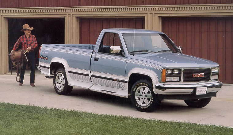 1991 Gmc Sierra >> 1991 Gmc Sierra Cars And Trucks Trucks Gmc Suv Gmc Trucks