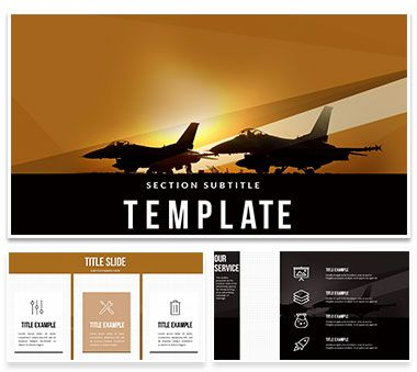 Battleplans military aviation powerpoint template template battleplans military aviation powerpoint template toneelgroepblik Image collections