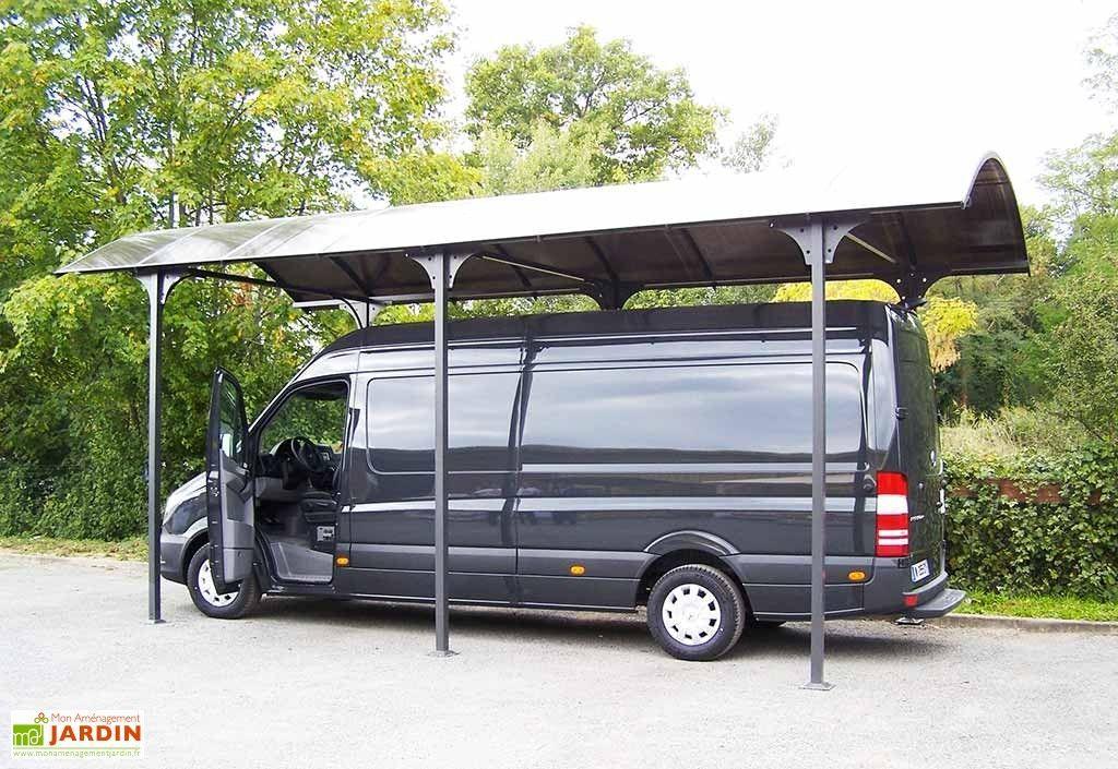 Carport CampingCar Aluminium et Polycarbonate