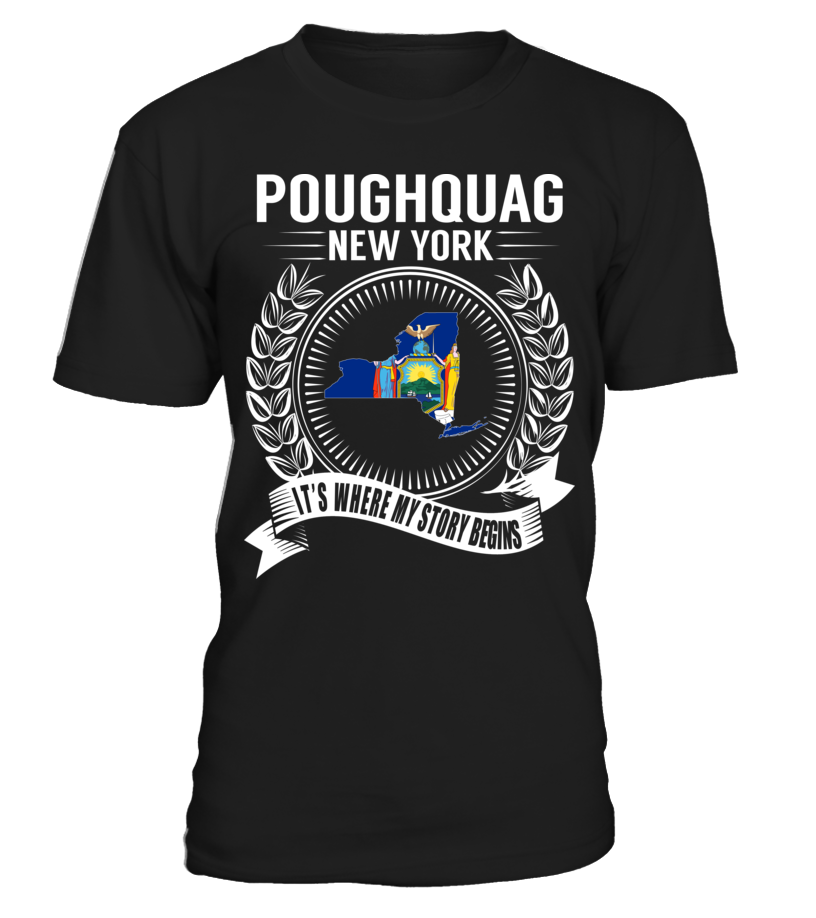 Poughquag, New York - My Story Begins