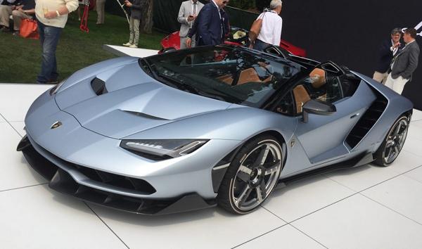 2 Million Dollar Lamborghini Centenario Roadster Unveiled 770 Hp 0 60 Mph In Seconds Flat