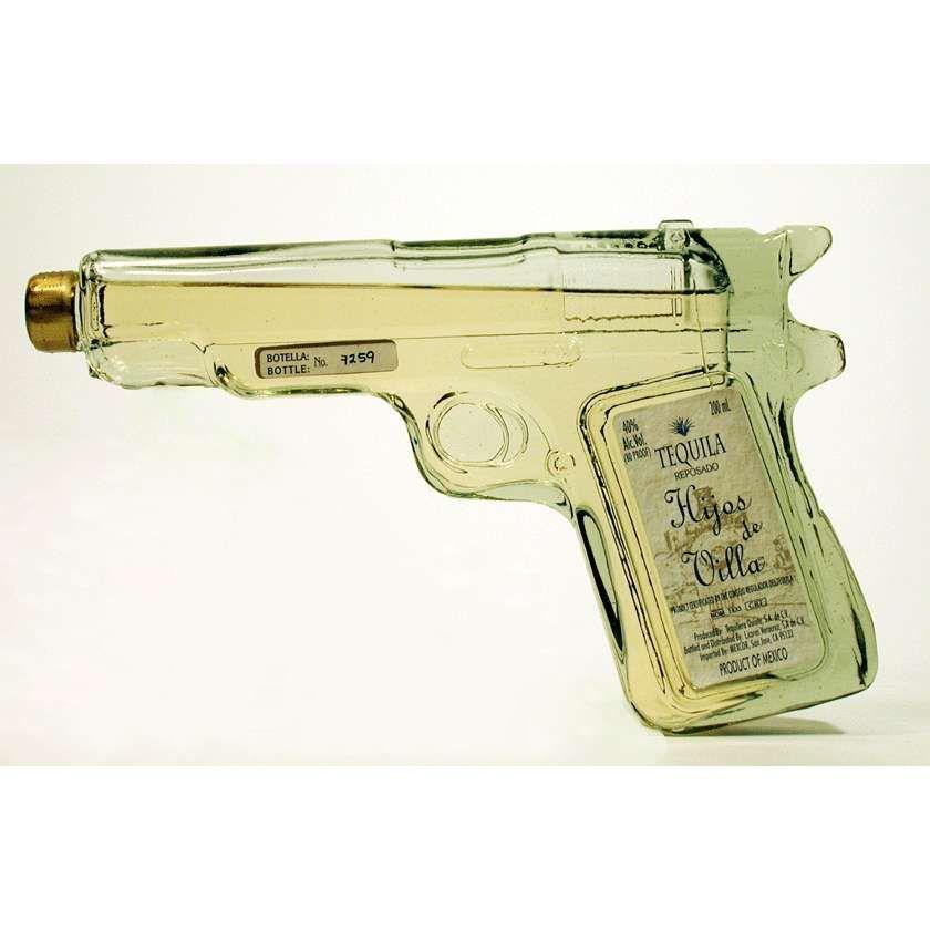 Hijos De Villa Pistol Reposado Tequila Size 200ml Price