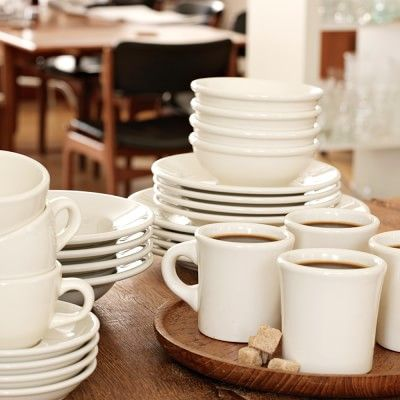 Buffalo China Dinnerware Collection #williamssonoma Expensive at over $700 a set wonder if they & Buffalo China Dinnerware Collection #williamssonoma Expensive at ...