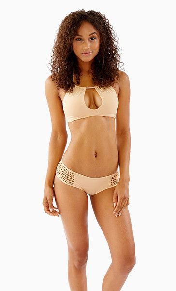 13ce70df3c40a Frankies Bikinis Koa Bikini Top - This is the top you ve been lusting over!  Meet the Frankie s Bikinis Koa Top. You will feel flirty and confident in  the ...