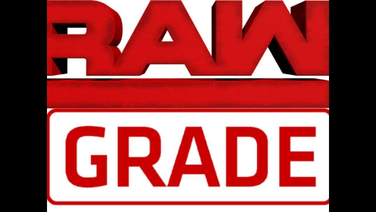 Monday Night Raw and Grade #WWE #Mondaynightraw