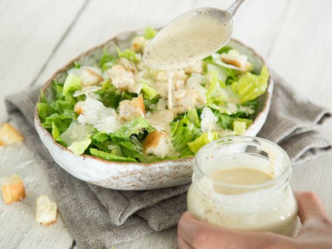 Salatdressing gekocht rezept