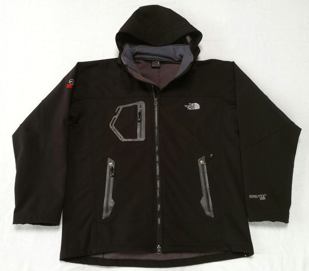 57454940b The North Face Summit Series Gore-Tex XCR Soft Shell Jacket Hooded ...