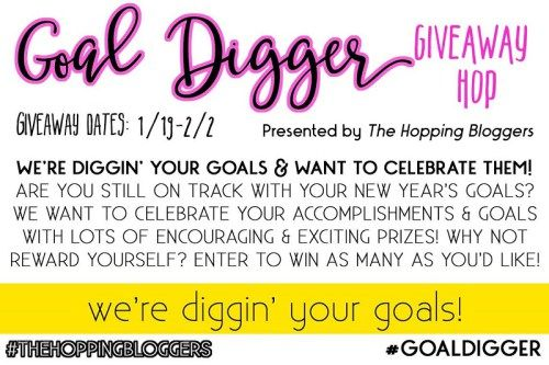 Goal Digger Giveaway Hop via http://ift.tt/2iNoAkV sweepstakes IFTTT reddit giveaways freebies contests