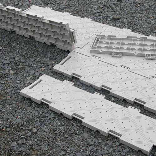 Portable Outdoor Tile 12x12 Inch