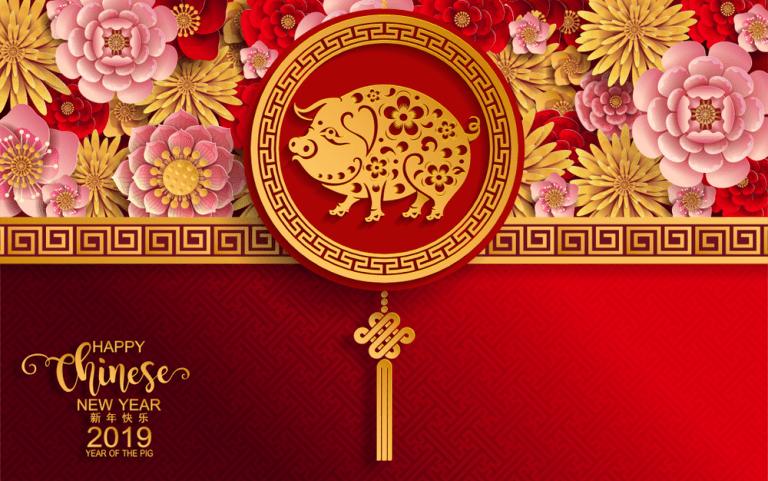 Chinese New Year Cards Chinese new year card, Chinese