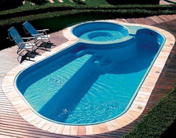 Piscinas para casas   Albercas   Pinterest   Swimming pools