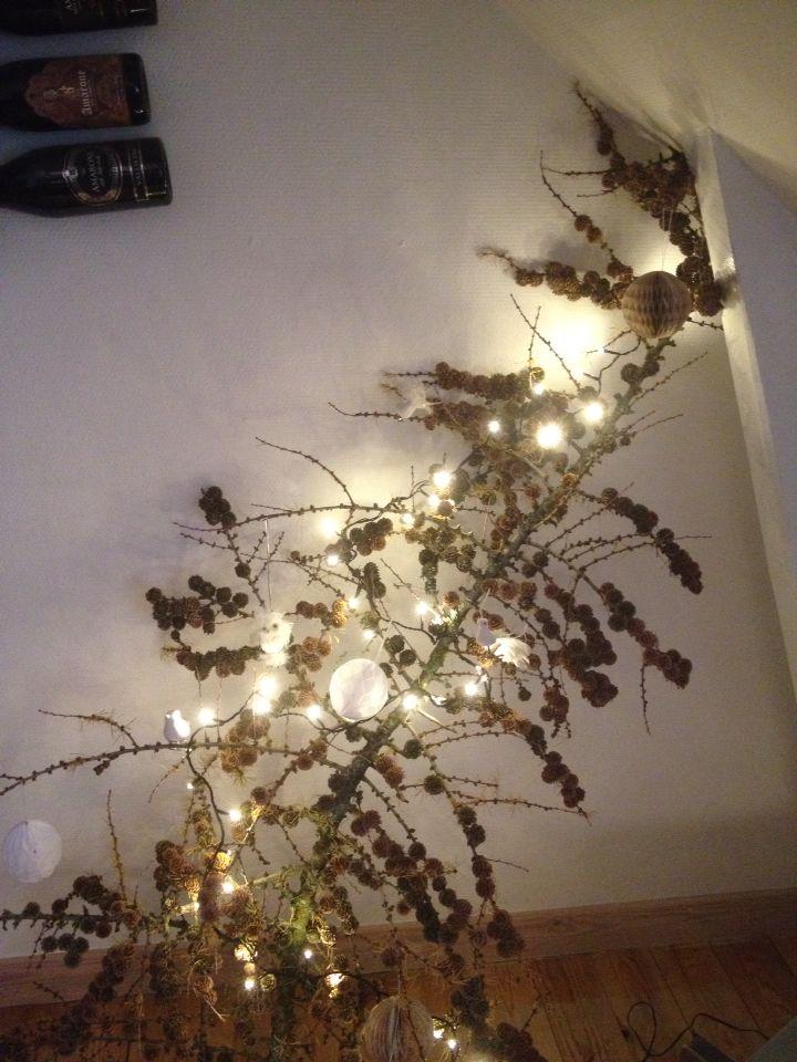 Sjovt juletræ
