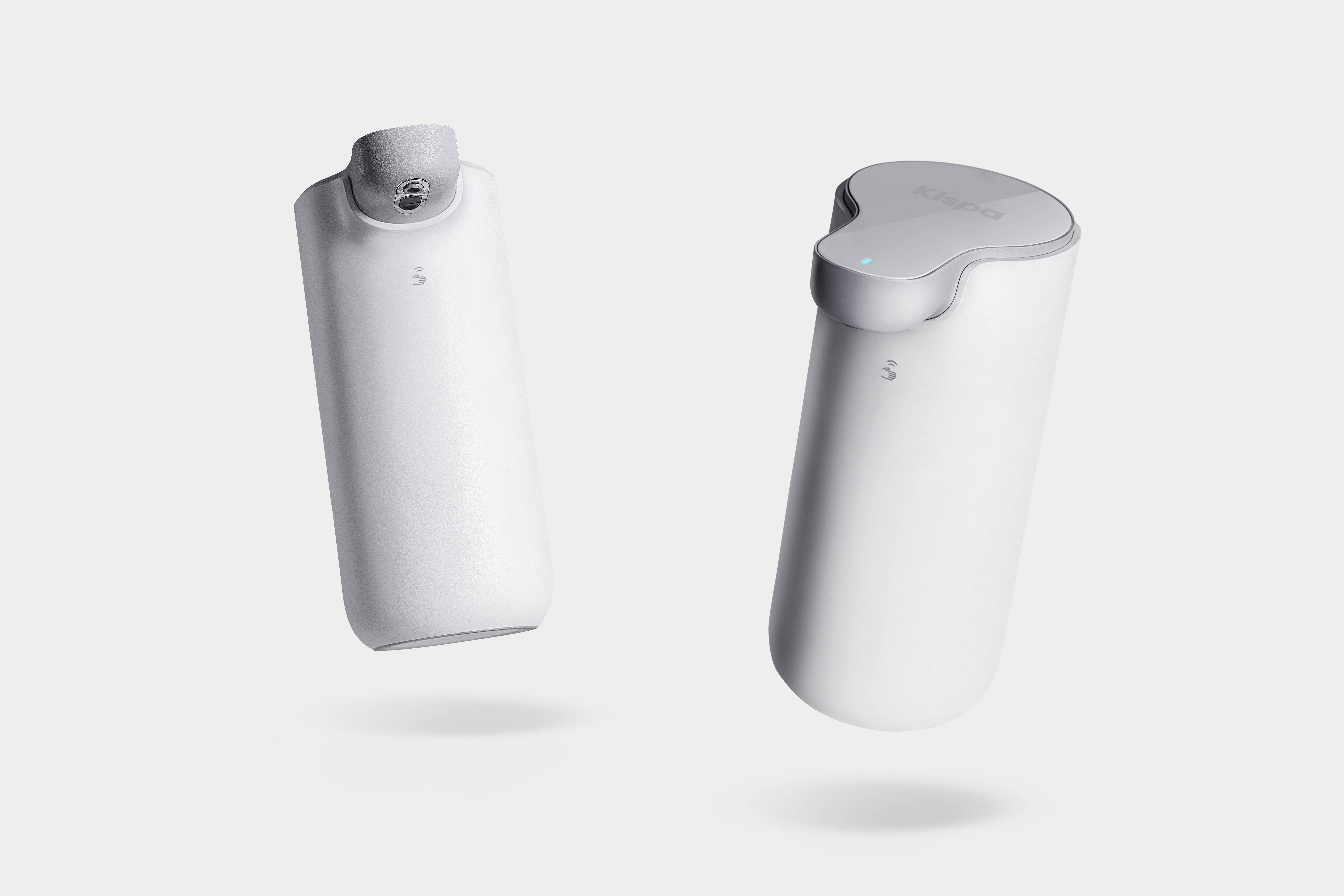 悦泡K7智能感应起泡机 Vacuum cup, Design, Industrial design