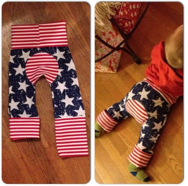 Maxaloones Stars and Stripes pants | maxaloones for that cloth butt ...
