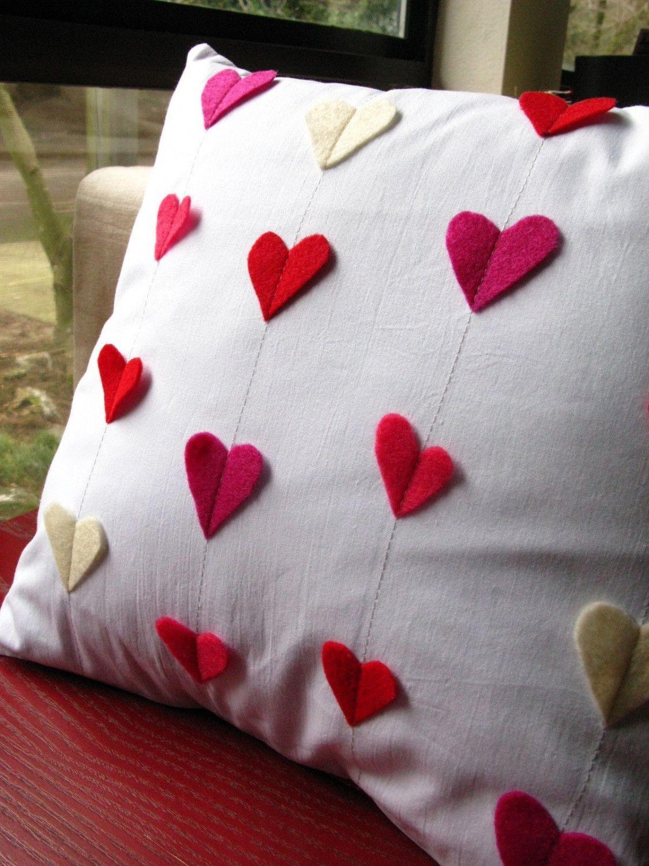 Throw Pillow- Heart Strings