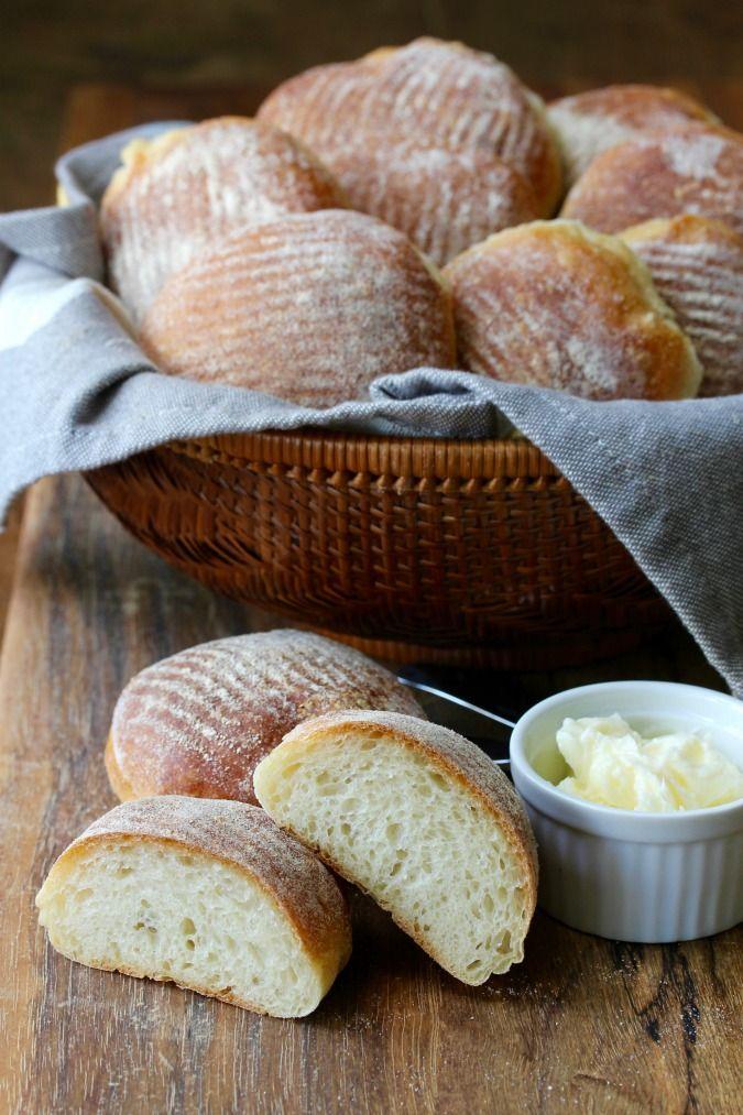 Petit Pains Julia Child S French Bread Rolls Happy Birthday