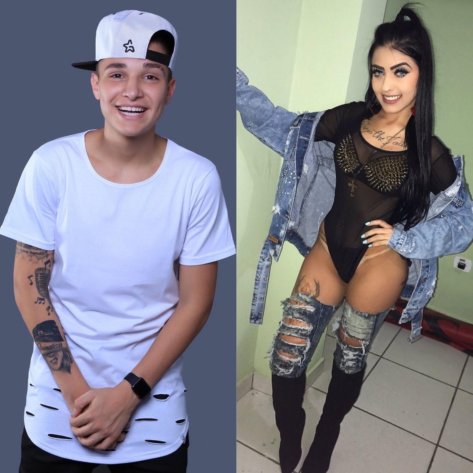 Cantor Todo Tatuado Brasileiro cantores brasileiros mc gui e mc mirella estarão em angola