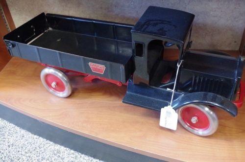 Antique Keystone Packard Dump Truck