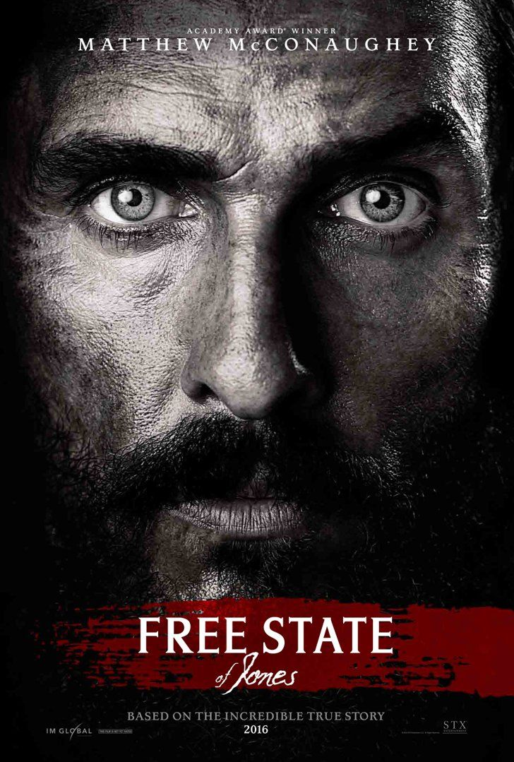 Free State of Jones: Watch Matthew McConaughey as a Civil War Soldier Gone Rogue