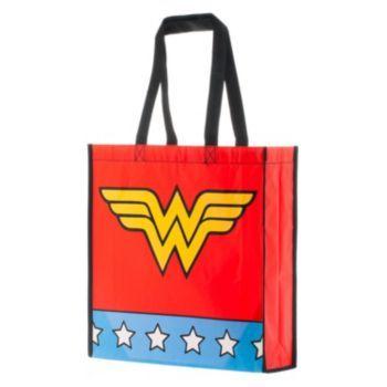 DC Comics Wonder Woman Shopper Bag