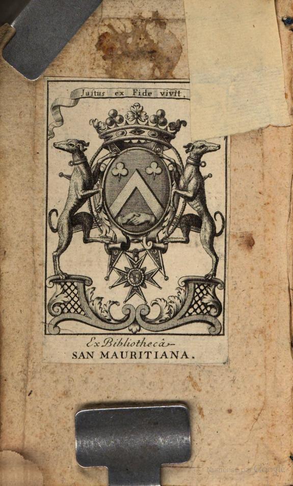 Ex-libris: Pièces curieuses pour la deffence de la royne mere du roy Louis XIII. par ... - Google Livres