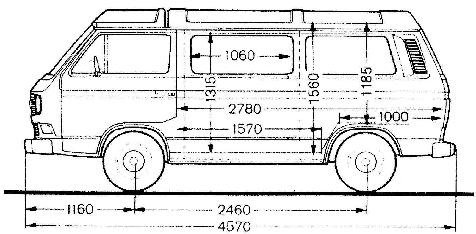 Vw Bus Interior