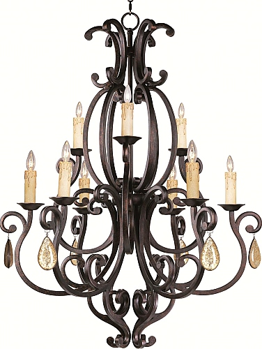 Good Maxim Lighting Lights   Maxim Lighting Chandelier Fixture Model  MX 31006CU/CRY094 Maxim 31006CU