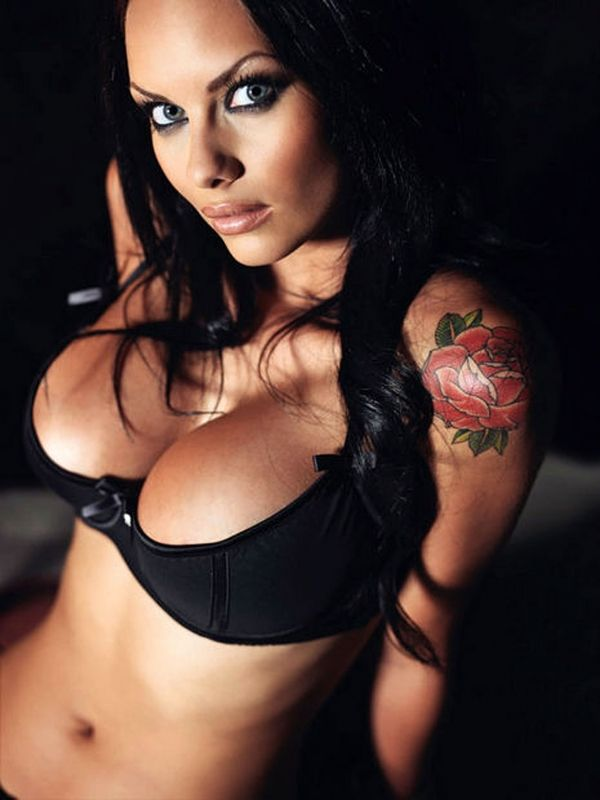 Jessica Jane Clement #hot #tattoo #busty #brunette #sexy