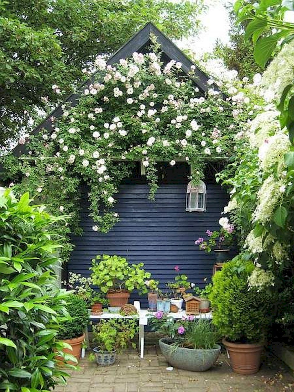 85 Stunning Small Cottage Garden Ideas for Backyard ...