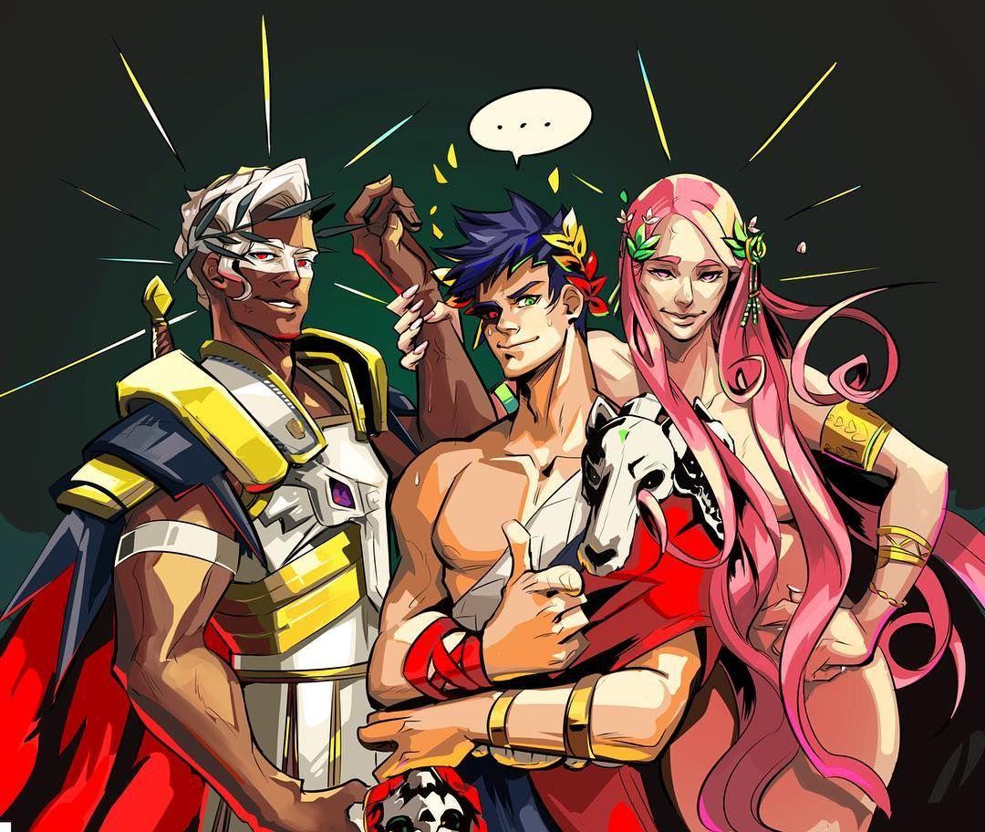Hades #supergiantgames | comic ekkor: 2019