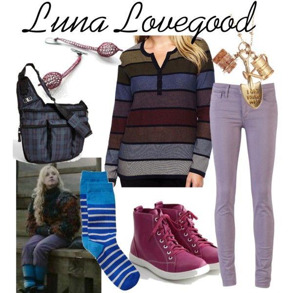 Luna Lovegood Costumes Pinterest Luna Lovegood Liz
