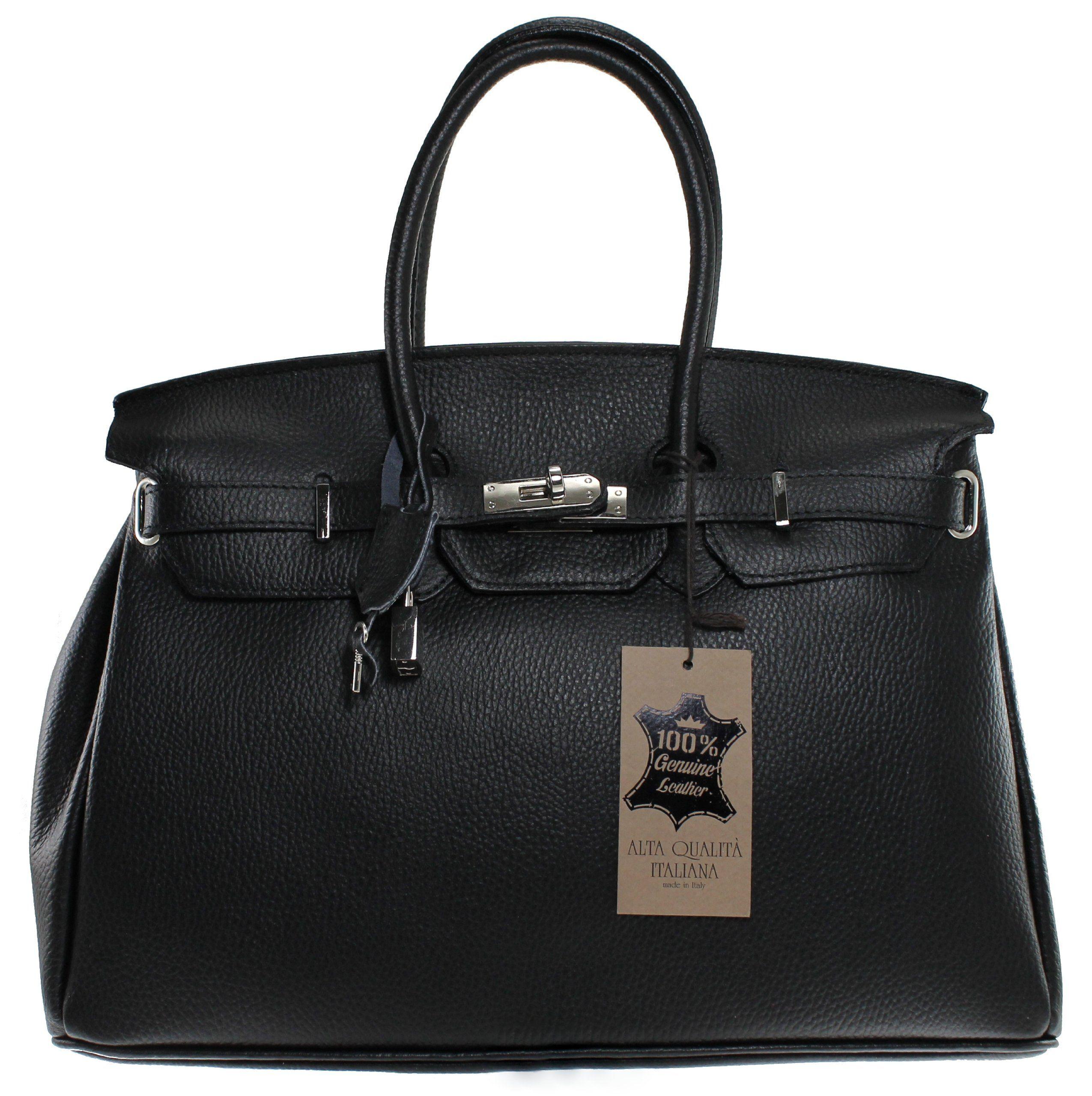 BORSA MODELLO BIRKIN IN VERA PELLE   BORSE   Bags, Hermes
