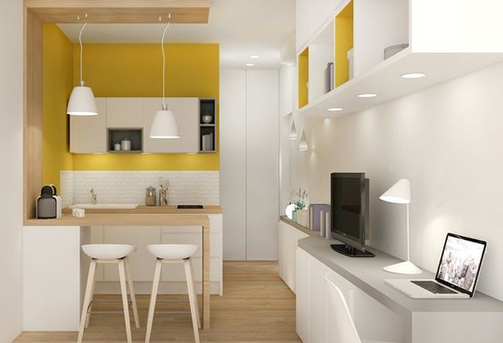 petite surface am nagement studio r novation d coration agence d 39 architecture. Black Bedroom Furniture Sets. Home Design Ideas