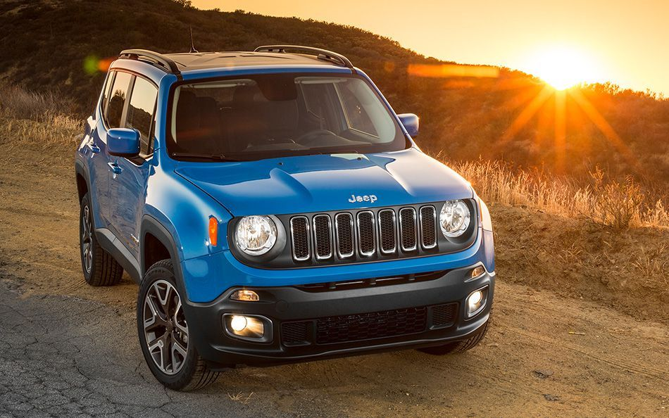 2016 Jeep Renegade //www.papasjeep.com/all-new-vehicles?Make ...