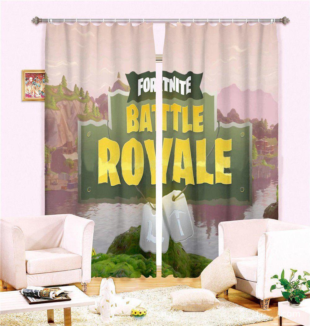 fortnite battle royale rideau 3d rideau