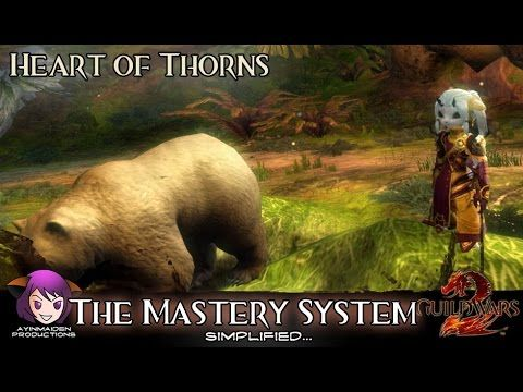The Mastery System simplified
