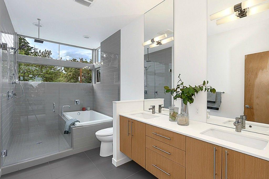 Seattle, WA | Home decor, Bathroom lighting, Bath