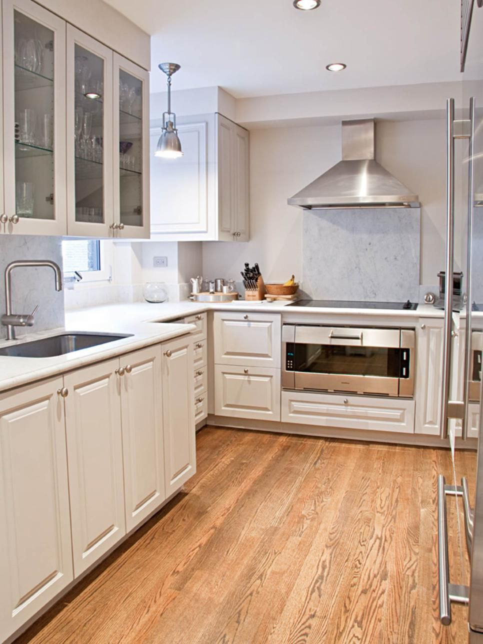 Pictures of Small Kitchen Design Ideas From Small kitchen layouts