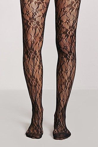 d9479f4ce4427 Sheer Floral Tights | Products | Floral tights, Tights, Socks