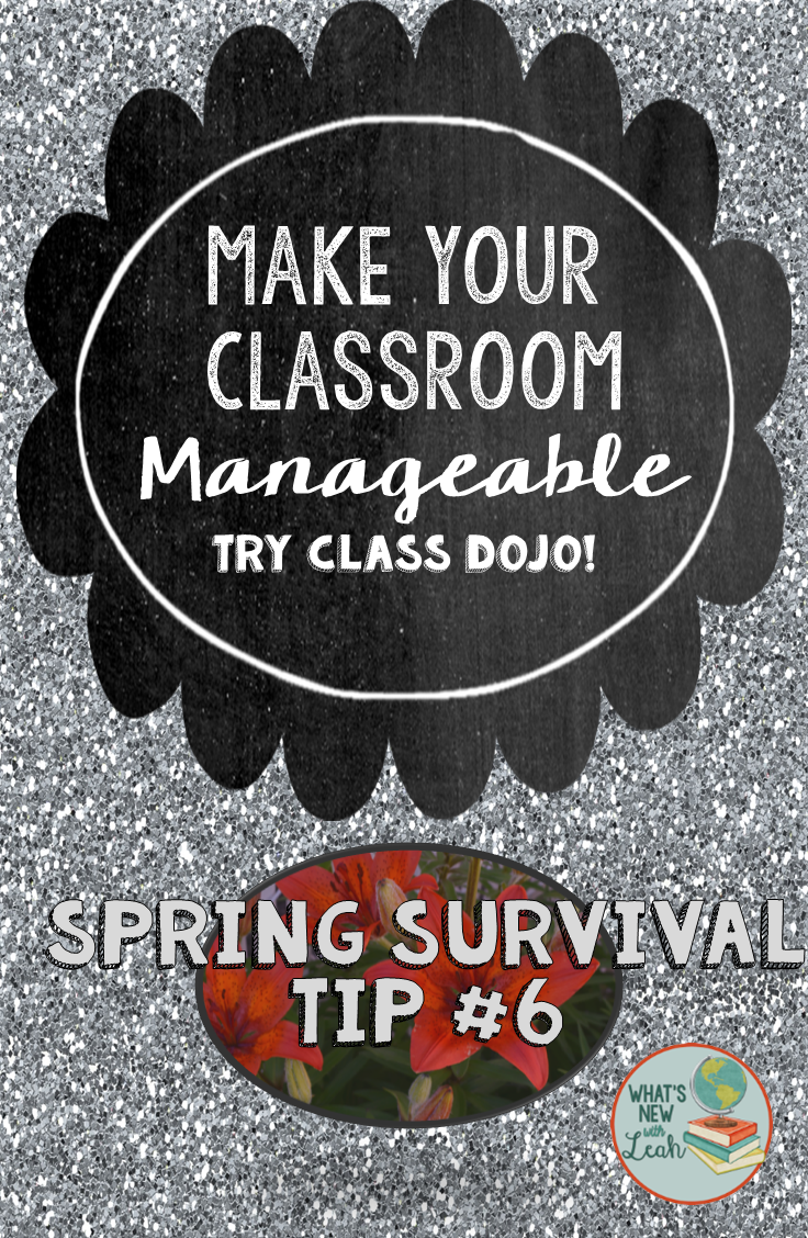 Spring Survival Tip 6 Make Your Classroom Manageable
