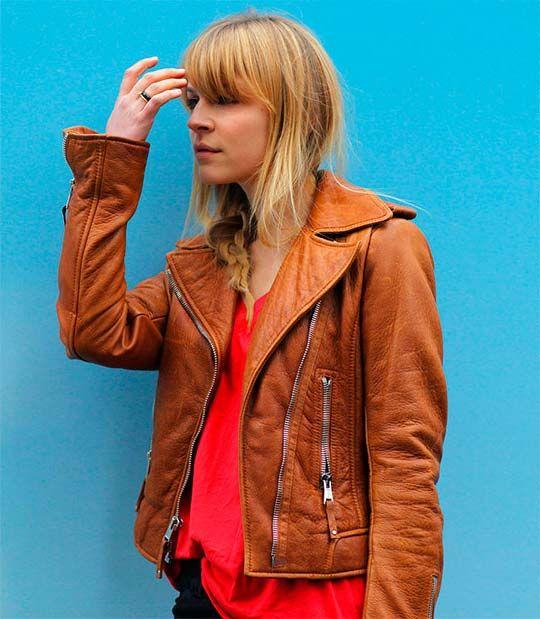 женские кожаные куртки фото | Женские кожаные куртки ...