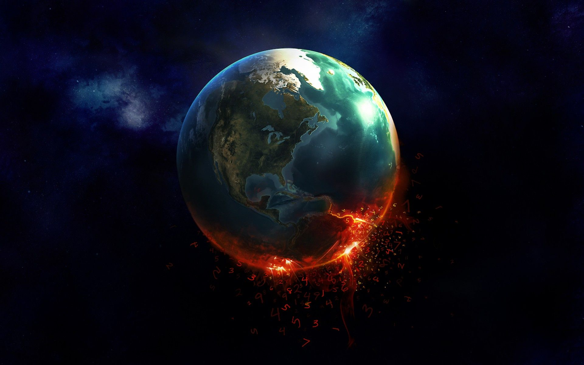 Space Earth Cool Pictures Planets Wallpaper Earth Planets