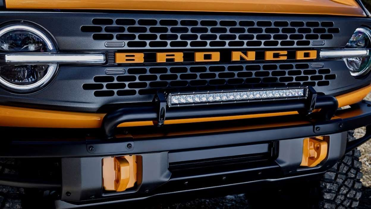 2021 Ford Bronco X-Plan Discount Friends and Family ...