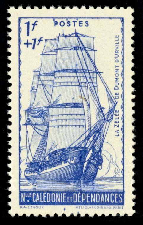 1941 New Caladonia