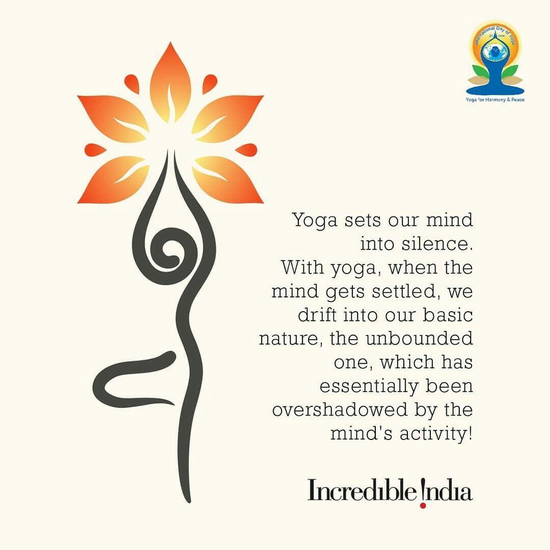 International Yoga Day 21st June Yoga Day Yoga Day Quotes International Yoga Day