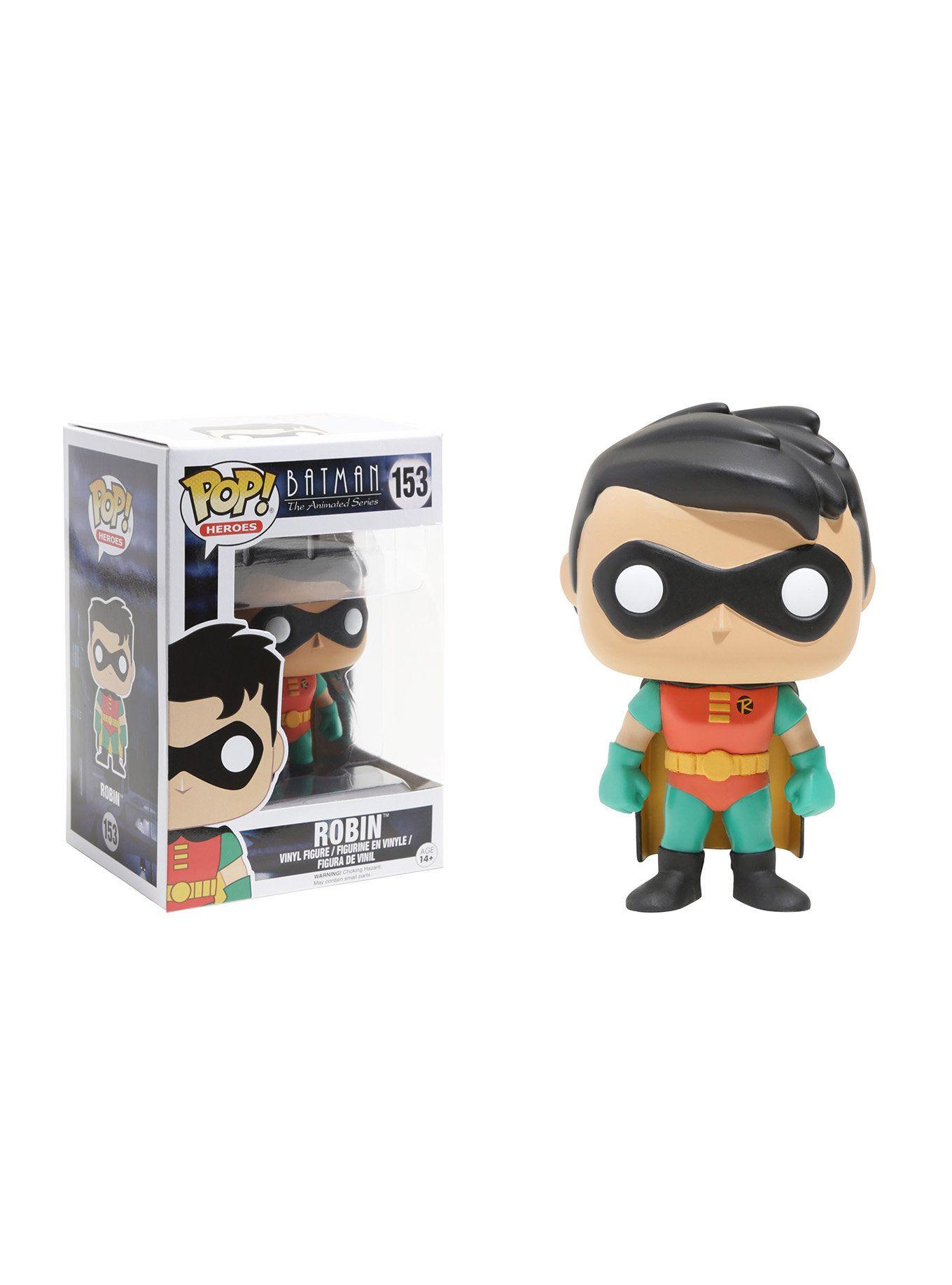 Funko Pop Heroes 153 Robin